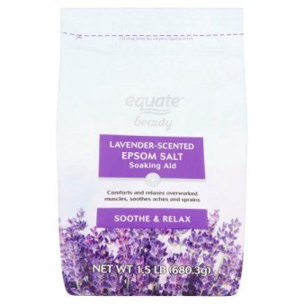 Equate Lavender Epsom Salts